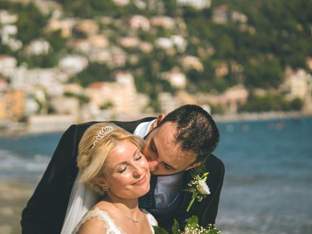 Il matrimonio di Abel e Daniela a Alassio, Savona 125