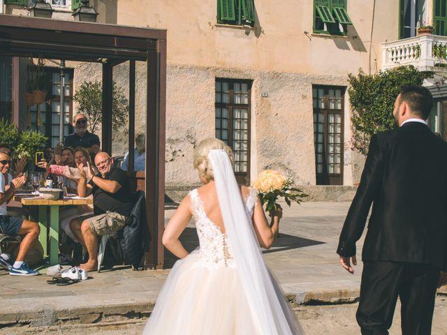 Il matrimonio di Abel e Daniela a Alassio, Savona 143
