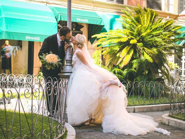 Il matrimonio di Abel e Daniela a Alassio, Savona 147