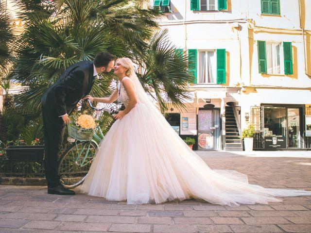 Il matrimonio di Abel e Daniela a Alassio, Savona 167