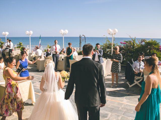 Il matrimonio di Abel e Daniela a Alassio, Savona 172