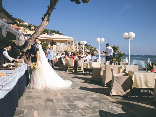 Il matrimonio di Abel e Daniela a Alassio, Savona 186