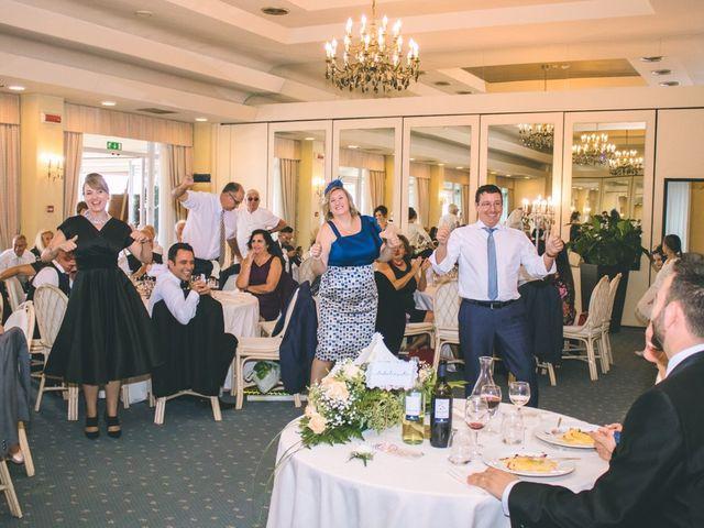 Il matrimonio di Abel e Daniela a Alassio, Savona 205