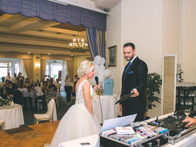 Il matrimonio di Abel e Daniela a Alassio, Savona 224