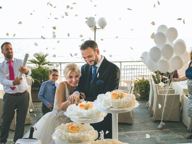 Il matrimonio di Abel e Daniela a Alassio, Savona 228