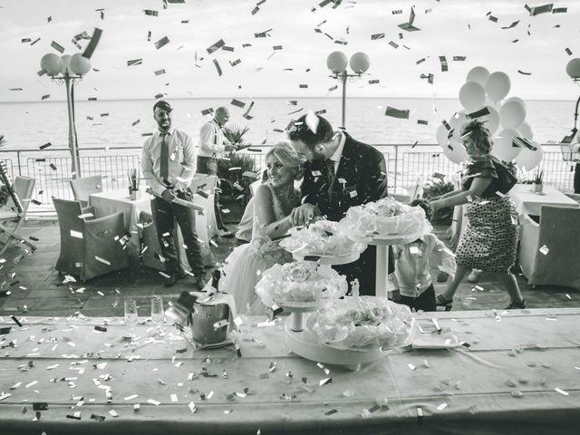 Il matrimonio di Abel e Daniela a Alassio, Savona 230