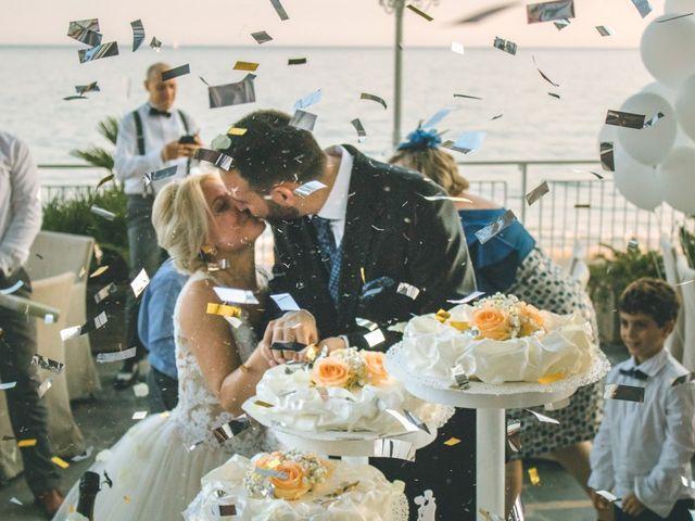 Il matrimonio di Abel e Daniela a Alassio, Savona 231