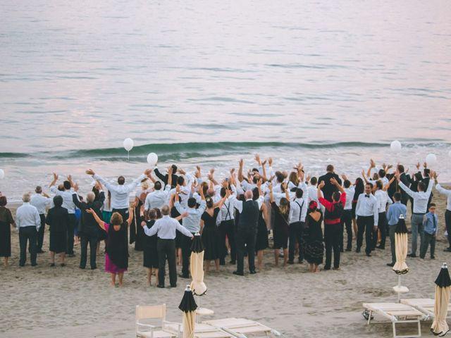 Il matrimonio di Abel e Daniela a Alassio, Savona 250