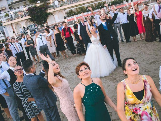 Il matrimonio di Abel e Daniela a Alassio, Savona 252