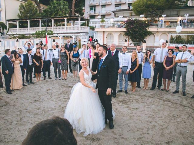 Il matrimonio di Abel e Daniela a Alassio, Savona 255