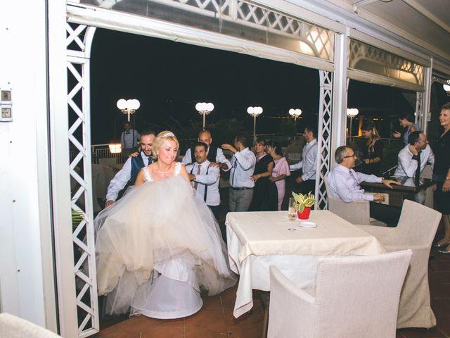 Il matrimonio di Abel e Daniela a Alassio, Savona 273