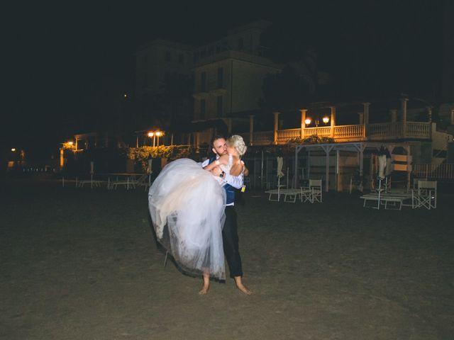 Il matrimonio di Abel e Daniela a Alassio, Savona 334
