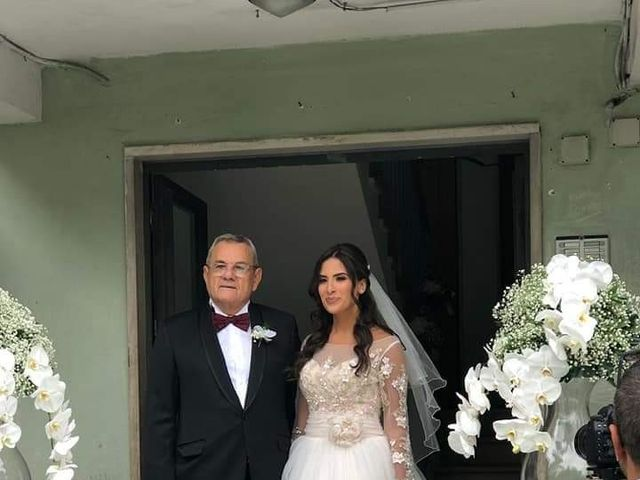 Il matrimonio di Pietro e Luciana a Napoli, Napoli 1