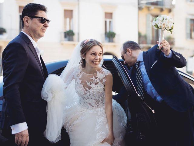 Il matrimonio di Davide e Simona a Verona, Verona 21