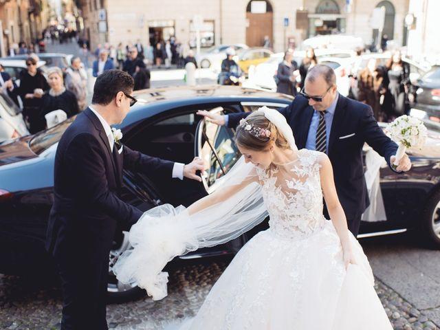 Il matrimonio di Davide e Simona a Verona, Verona 22