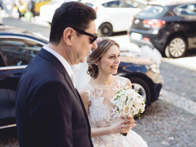 Il matrimonio di Davide e Simona a Verona, Verona 23