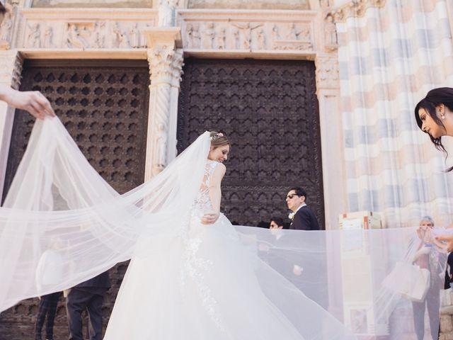 Il matrimonio di Davide e Simona a Verona, Verona 24