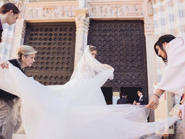 Il matrimonio di Davide e Simona a Verona, Verona 25