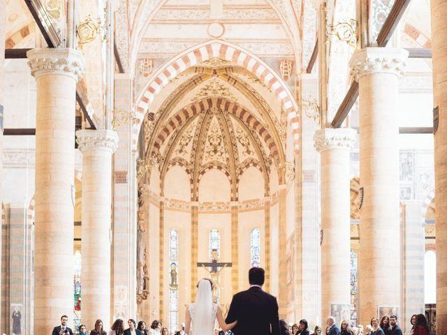 Il matrimonio di Davide e Simona a Verona, Verona 29