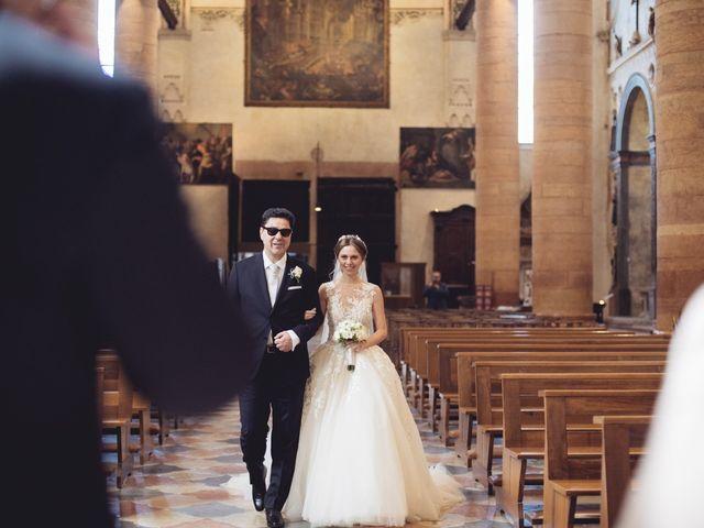 Il matrimonio di Davide e Simona a Verona, Verona 32