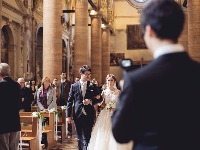Il matrimonio di Davide e Simona a Verona, Verona 35