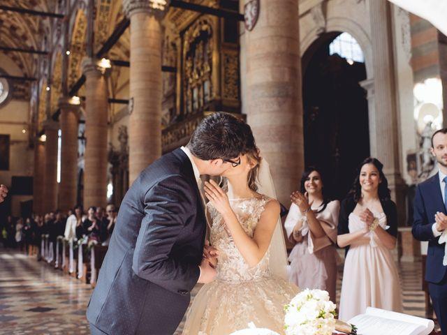 Il matrimonio di Davide e Simona a Verona, Verona 40