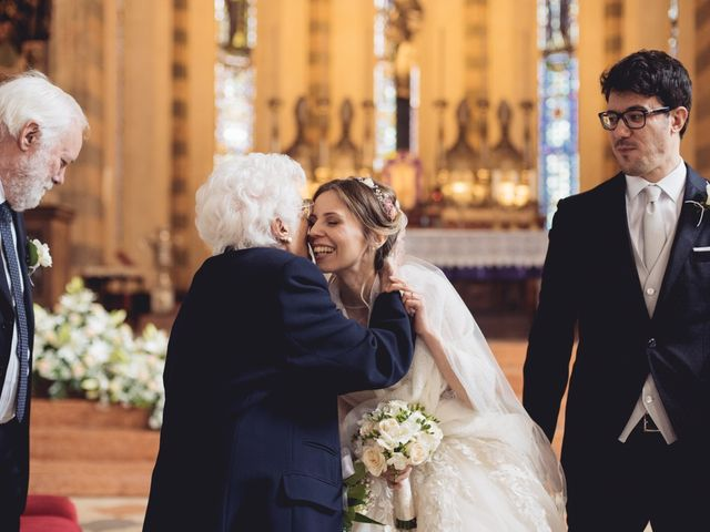 Il matrimonio di Davide e Simona a Verona, Verona 47