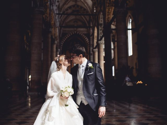 Il matrimonio di Davide e Simona a Verona, Verona 48