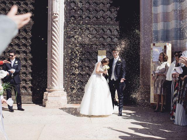 Il matrimonio di Davide e Simona a Verona, Verona 50