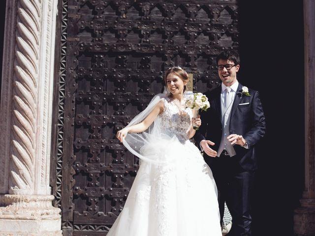 Il matrimonio di Davide e Simona a Verona, Verona 51