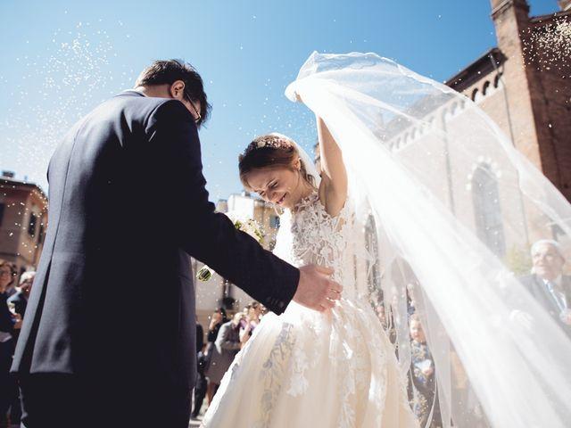 Il matrimonio di Davide e Simona a Verona, Verona 52