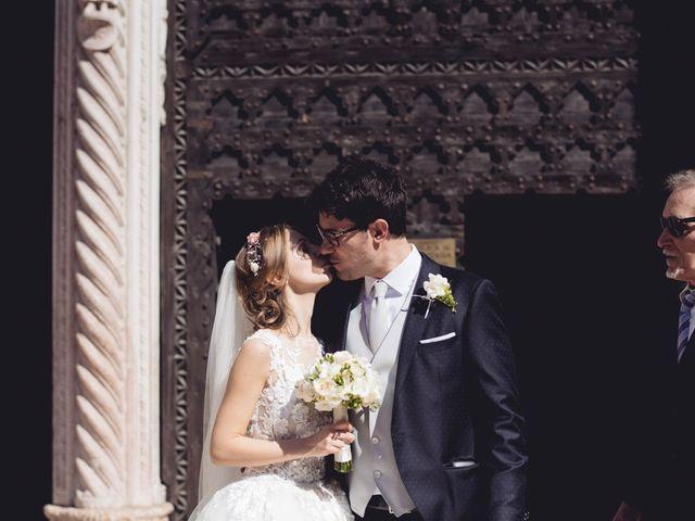 Il matrimonio di Davide e Simona a Verona, Verona 54