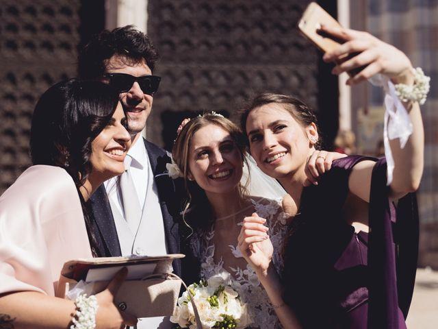 Il matrimonio di Davide e Simona a Verona, Verona 55