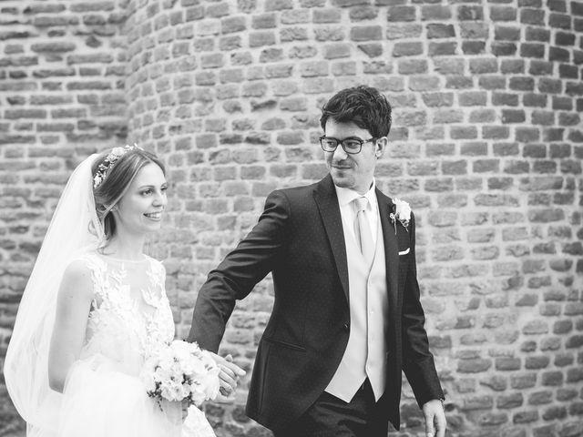 Il matrimonio di Davide e Simona a Verona, Verona 57