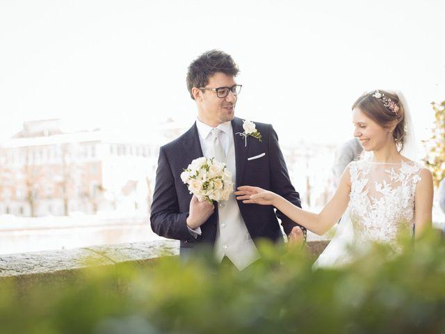Il matrimonio di Davide e Simona a Verona, Verona 60