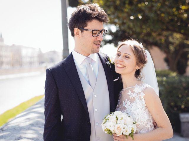 Il matrimonio di Davide e Simona a Verona, Verona 61