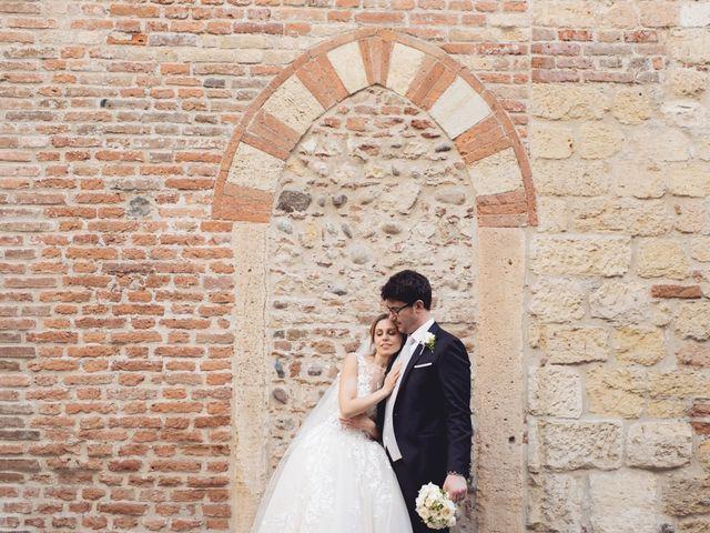 Il matrimonio di Davide e Simona a Verona, Verona 63