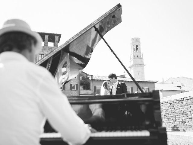 Il matrimonio di Davide e Simona a Verona, Verona 65