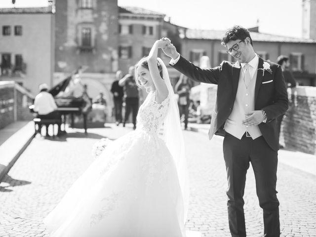 Il matrimonio di Davide e Simona a Verona, Verona 66