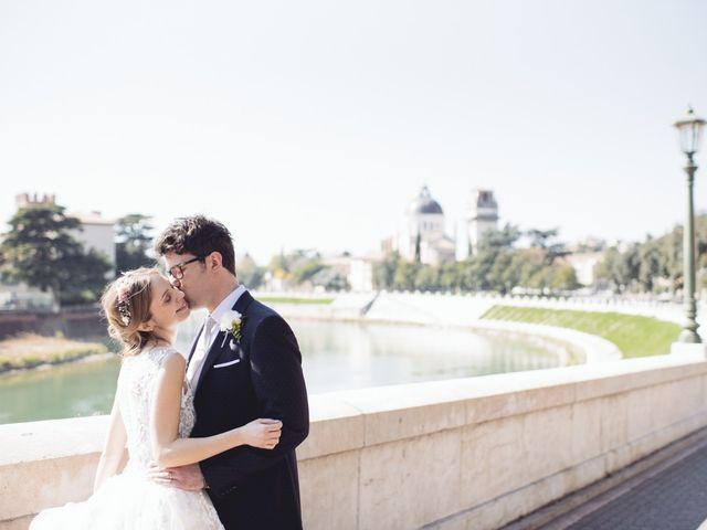 Il matrimonio di Davide e Simona a Verona, Verona 67