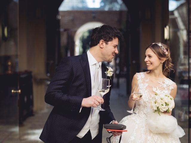 Il matrimonio di Davide e Simona a Verona, Verona 70