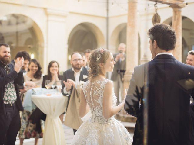 Il matrimonio di Davide e Simona a Verona, Verona 71