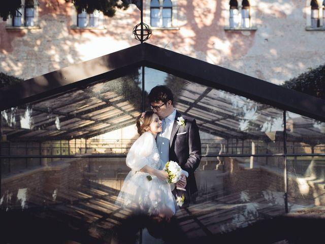 Il matrimonio di Davide e Simona a Verona, Verona 78