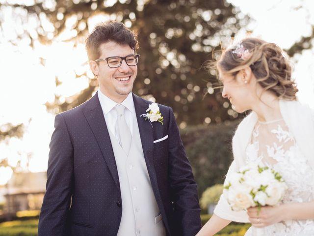 Il matrimonio di Davide e Simona a Verona, Verona 81
