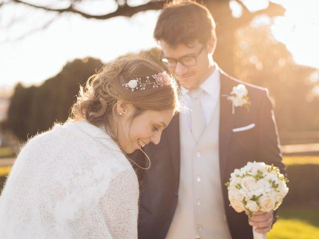 Il matrimonio di Davide e Simona a Verona, Verona 87