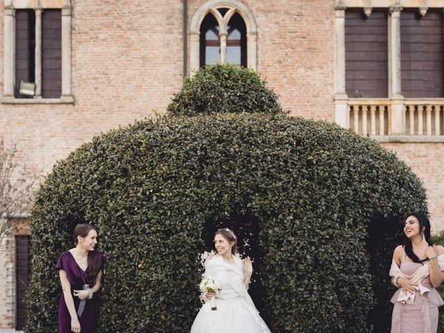 Il matrimonio di Davide e Simona a Verona, Verona 90