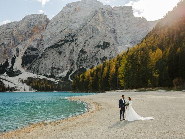 Il matrimonio di Radion e Natalia a Braies-Prags, Bolzano 31