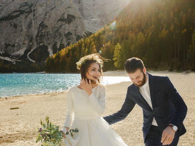 Il matrimonio di Radion e Natalia a Braies-Prags, Bolzano 33