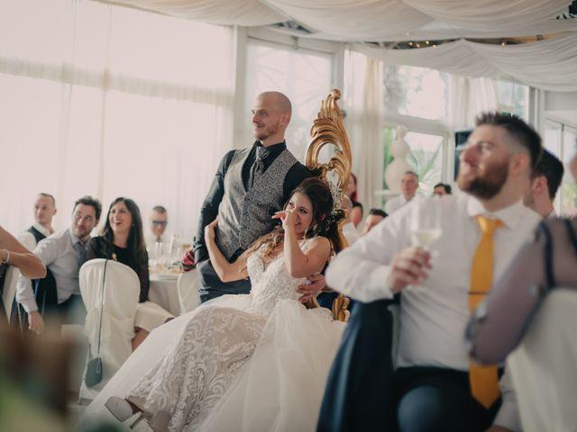 Il matrimonio di Bryan e Valentina a Treviso, Treviso 34