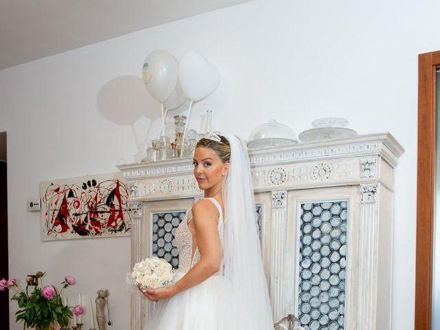 Il matrimonio di Christian e Sara a Santa Marinella, Roma 17